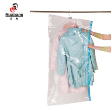 Plastic Vacuum Packing Clothing Bags Storing Garment Compressed 75% More Space