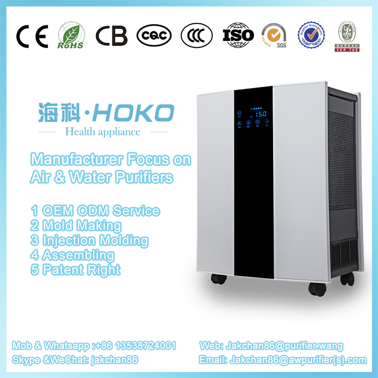 china supplier desktop air freshener with CE standard