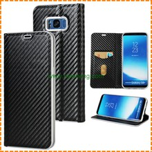 Magnet Wallet Leather Case for Samsung Galaxy S8, PU Flip Cover case for Samsung S8