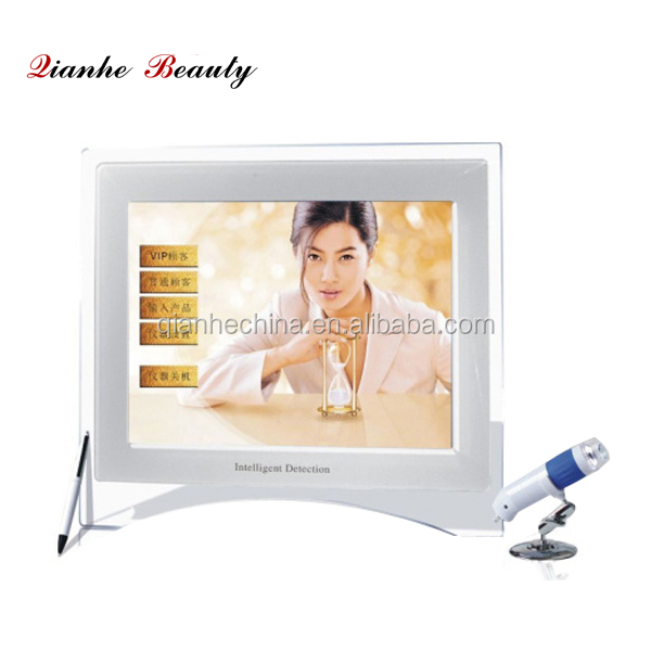 QH-SK01 facial reveal imager skin analysis camera skin analysis device with touch screen