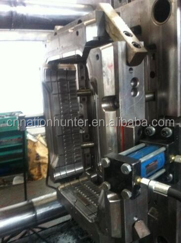 OEM professional design plastic crate injection mould/plastic turnover box mold