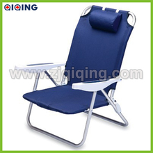 High Quality Portable Folding Lounger Chair with pillow HQ-1032P