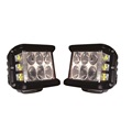 LED6458 45W Side Shot Pod Cubes LED's Led Work Light Off Road Led Light Driving Light UTV RZR Truck Jeep