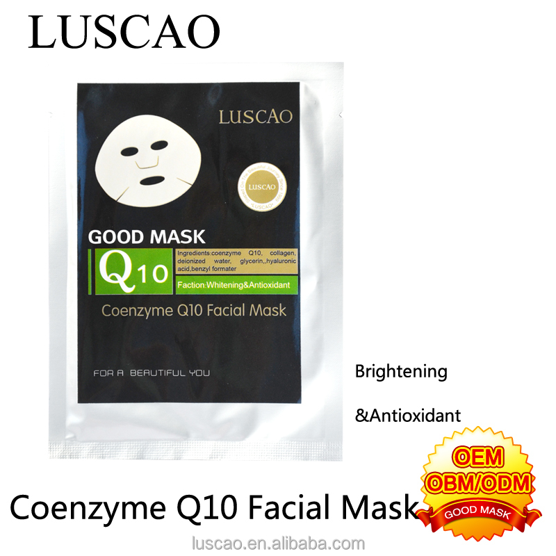 <strong>coenzyme</strong> <strong>Q10</strong> collagen silk facial mask wholesale online with shipping free