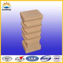 thin red fire clay brick for boiler