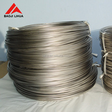ErTi 7 2.4mm titanium wires TIG filler welding wires