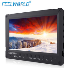 FEELWORLD HDMI 4K 7 inch full hd dslr lcd monitor for crane photography