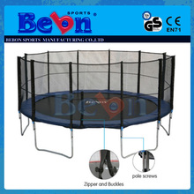 Outdoor Sports Useful Body Exercise Top] Quality Best Price Double Trampoline