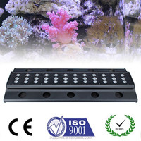 120w hot sale WIFI marine dimmable led aquarium grow light with timer fixture(SL-A001)
