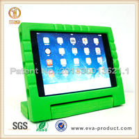 Professional manufacturer wholesale logo printed eva stand case for ipad mini