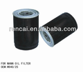 automobile oil filter for Mann Oil Filter W940/25