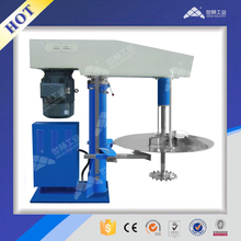 Industrial Pigment hydraulic lifting high speed dissolver