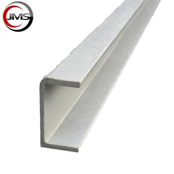 China supplier Hot Selling Galvanized C Beam Strut Steel C Channel U Channel Price