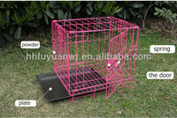 galvanized design metal animal cages for sale (factory)