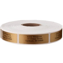 Cheap blank white or custom printed self adhesive circle label roll