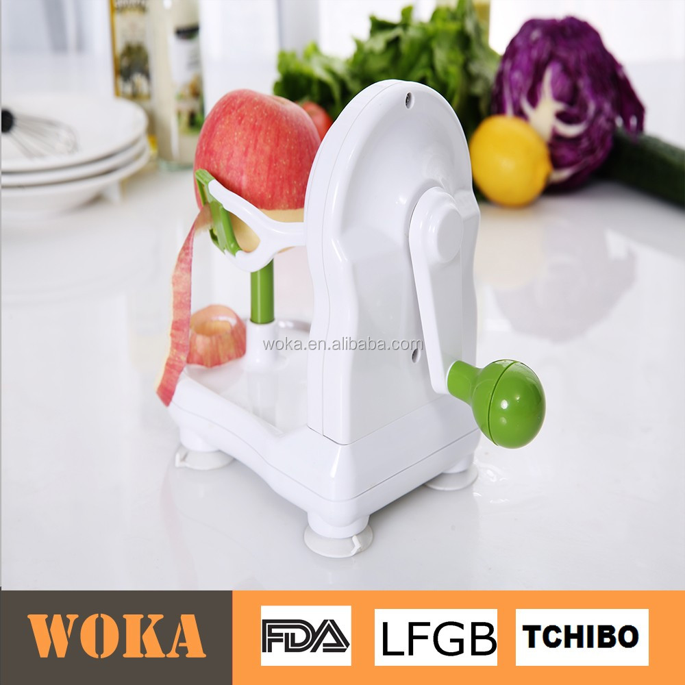 kitchen gadget plastic apple slicer apple cutter