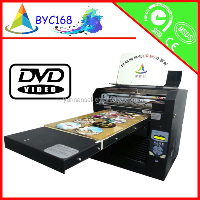 1900 head 5760dpi cd dvd printing machine