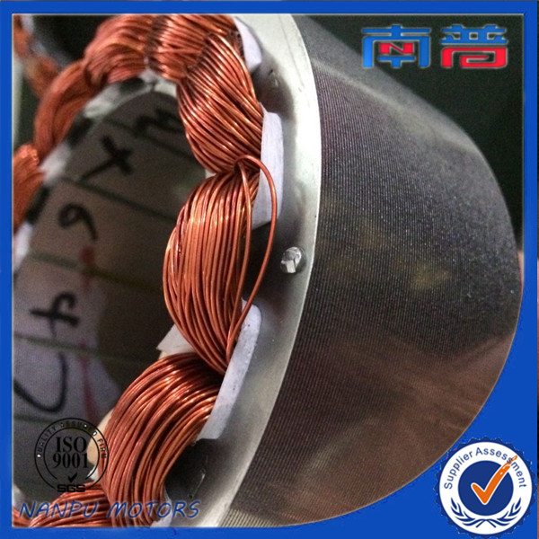 1kw high power high torque brushless dc electrical car motor