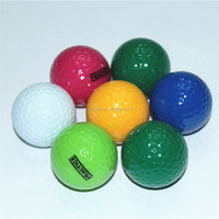 High quality on the second floor of 1-6 color logo can be printed golf driving range supplies driving range equipment