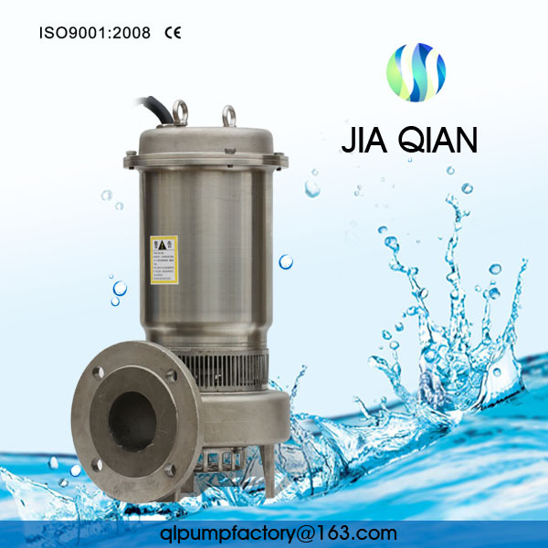 anti corrosion chemical submersible water pump
