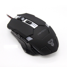 FANTECH high quality vertical pc gamer computer mouse 7d gaming mouse