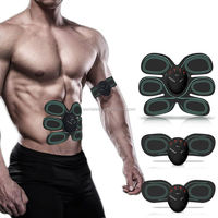 Enjoying life Abdominal Muscle Toner,Abs Workout ,Muscle Stimulation For Leg Training