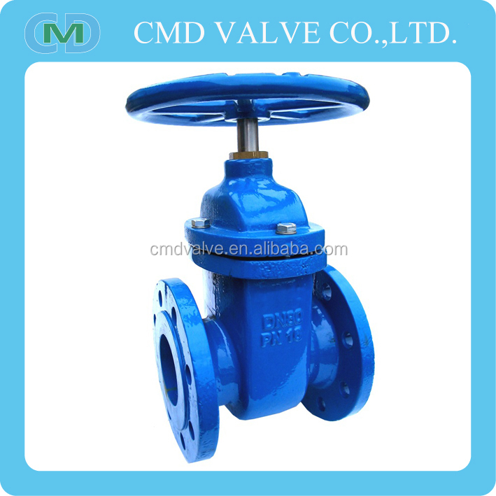 Fire Protection DN15-300mm DN300 Gate Valve