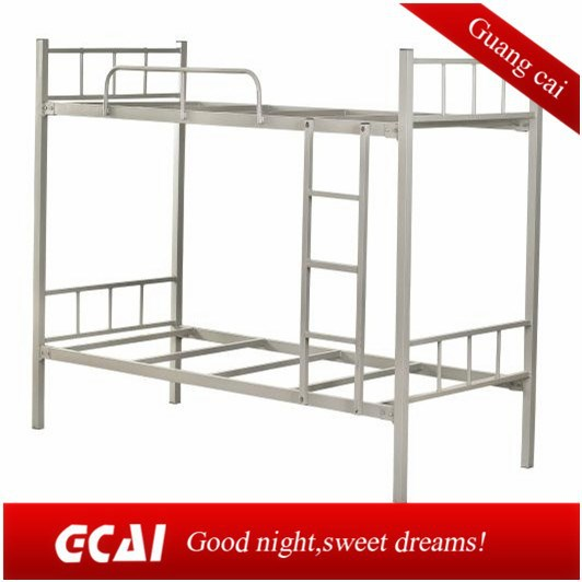 Metal frame bedroom living cheap pull out bunk bed