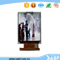 Lcd display 2.0 inch QVGA 176*(RGB)*220 portrait tft module and CPU_8Bit interface display screen without Touch Panel