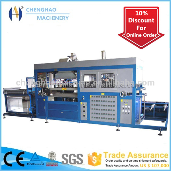 CHENGHAO acrylic thermoforming machine