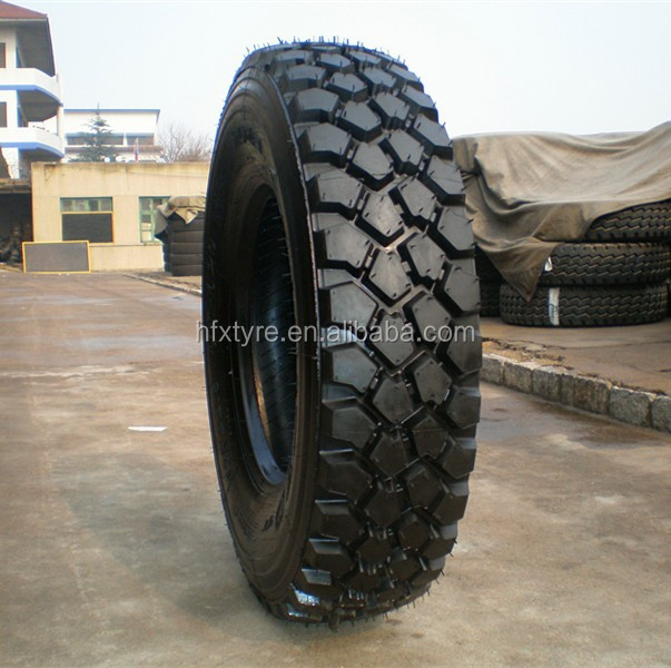 HIGH QUALITY MILITARY RADIAL TRUCK TIRE 255/100r16 11.00R16