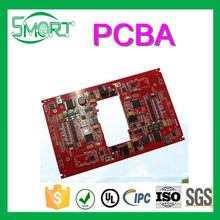 Smart Bes Shenzhen LED PCB Assembly Factory with FR4 1OZ cooper