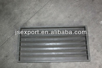 BQ NQ HQ PQ plastic core tray for drilling