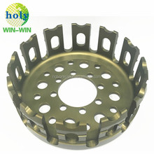 factory ducati cnc machining hard anodized aluminum motorcycle spare parts clutch basket