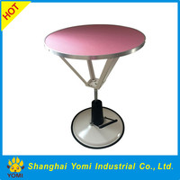 China wholesale Stainless steel round dog grooming table