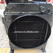 Factory price hydraulic oil cooler radiator for excavator