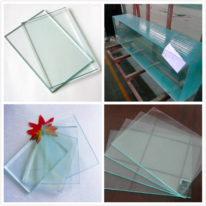 1.8mm 2mm Clear Sheet Glass Cut To Different Size
