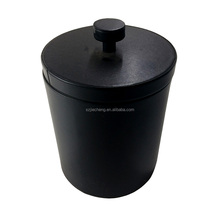 Hotel Supplies leather Ice Bucket Leather wine / champagne / beer Ice cooler Bucket