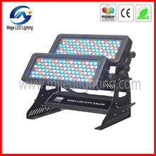 water effect 580w waterproof dmx rgbw light for stage decoration