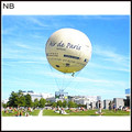 NB-BL3008-50 Thicken PVC Customized inflatable helium balloon for promotion