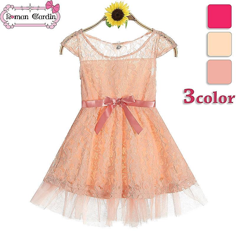 Простое платье для детей