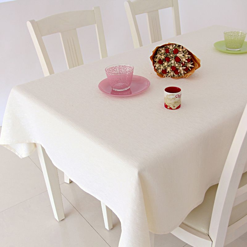 Disposable cheap wedding table overlay in China supplier