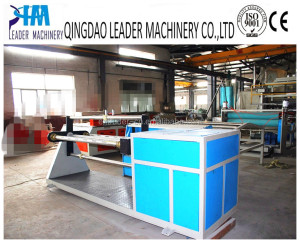 with crystalizing drying system pet thermoforming sheet extrusion machinery
