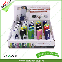 e cigarette importer colorful usb lighter 2016 usb lighter
