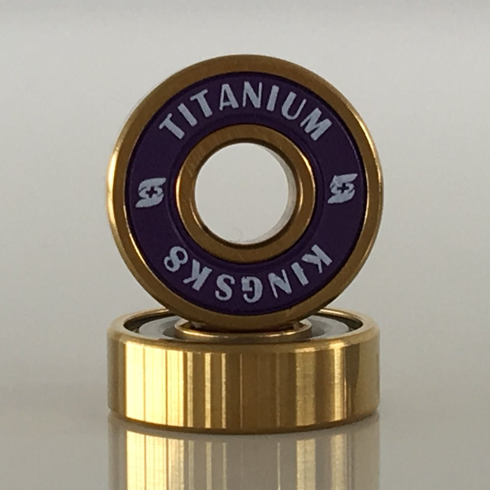 China top-end quality titanium skateboard ball bearing manufacturer