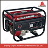 ZheJiang LingBen 6.5Hp 3kVA Portable Power Electric Generator Gasoline Price For Sale Good Parts
