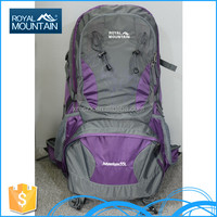 Hot sale multifunctional travel OEM 8252b 55L air ventilation backpack with great price