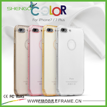 Shenzhen Factory Low Price Hot Sale Soft TPU Cell Phone Case with Necklace