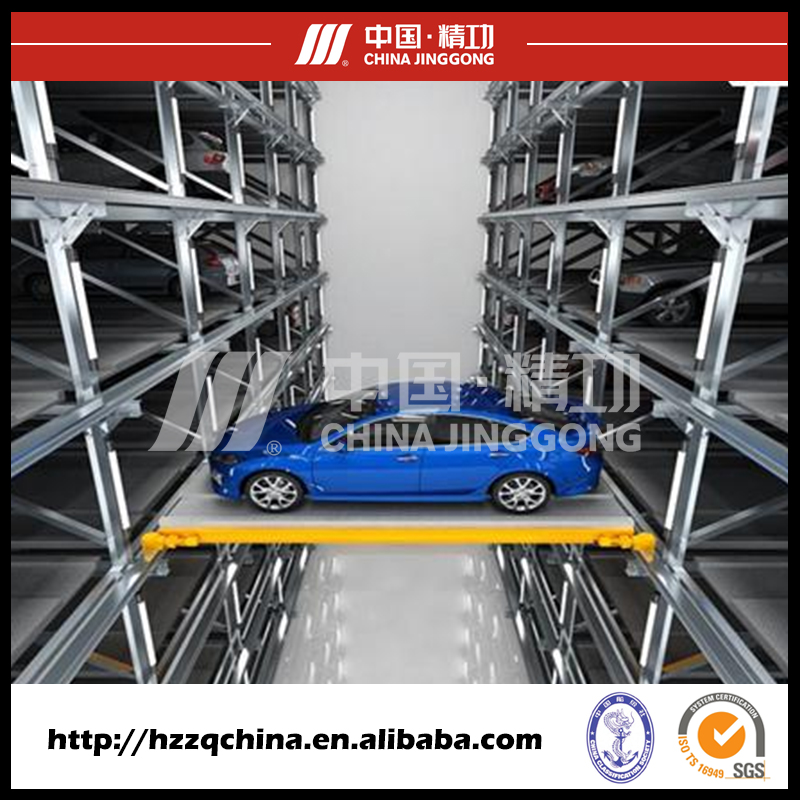 Auto garage equipment automated car parking system for custom