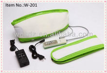 2013 electric slimming massage belt model vibrator as seen on TV